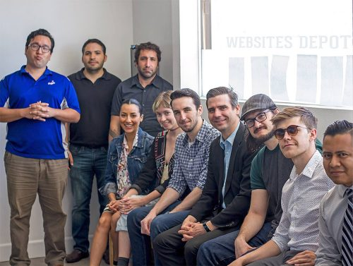 seo service consulting team