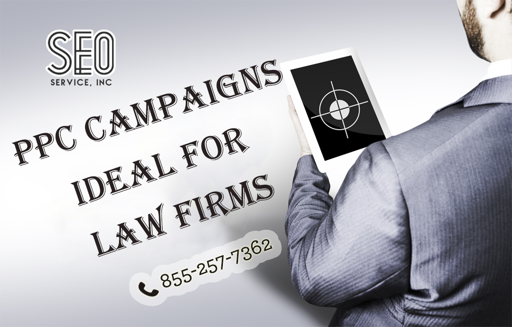 PPC Campaigns Ideal for Law Firms