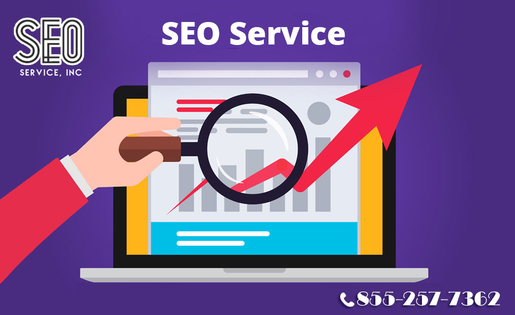 Push Your Website Forward with SEO Service Inc