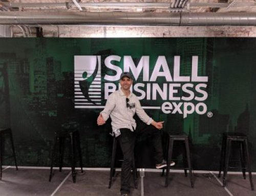Danny Star at Small Business Expo San Francisco!